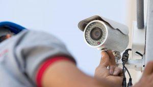 Installing camera